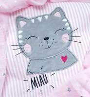 Stickdatei Katze Miau
